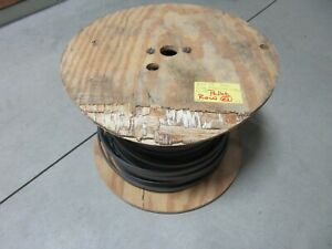 Uf b 10 3 Wire 450 Ft Insulated Electrical Power Bury Copper Gauge Cable Awg New