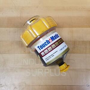 Farval Lubrication Systems Touch Matic Automatic Single point Lubricator 8oz