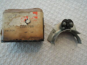 1942 1946 1947 1948 Cadillac Neutral Safety Switch Nos 1997766