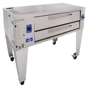 Bakers Pride Y600 Superdeck Series 8 Deck Height Gas Pizza Ovens