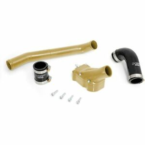 Hsp Billet Thermostat Housing Kit With Coolant Return For 06 10 Lbz Lmm Duramax