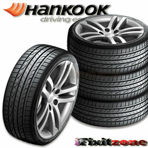 4 Hankook H452 Ventus S1 Noble2 215 45r17 91w All Season Performance Tires