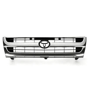 Front Grille Fits 1997 2000 Toyota Tacoma 2wd 5310004070 V