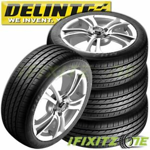 4 Delinte Dh2 215 45r17 91w All Season High Performance Tires 215 45 17