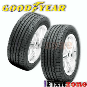 2 Goodyear Assurance Comfortred Touring 245 45r18 96v Performance Tires