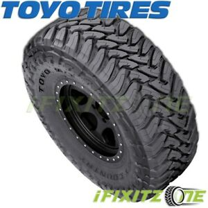 1 X New Toyo Open Country Mt 31x10 50r15 109q 6p C Load All Terrain Mud Tires