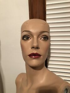 Rootstein Kim Harris Partial Mannequin X3 Pose Torso With Left Arm And Hand