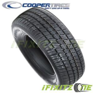 1 Cooper Cobra Radial Gt P235 55r16 96t Blk All Season Performance Tires