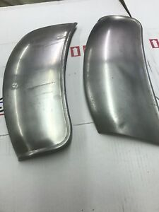 1949 1950 1951 1952 Chevy Left And Right Rear S S Gravel Guard Trim Molding
