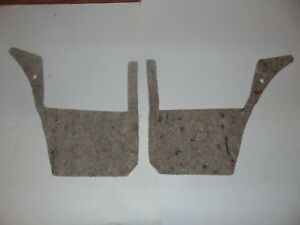 New Rear Lower Interior Panel Insulations A G Body 78 88