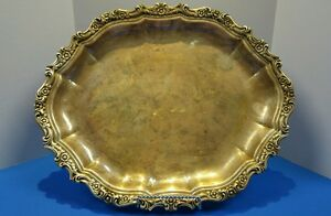 International Silver Company Countess 6243 Medium Meat Platter