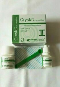 Permanent White Dental Teeth Tooth Filling Kit Repairs And Cure Glass Ionomer