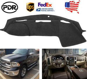 Fly5d Dashboard Cover 2011 2018 Dodge Ram 1500 2500 3500 Custom Fit Dash Cover
