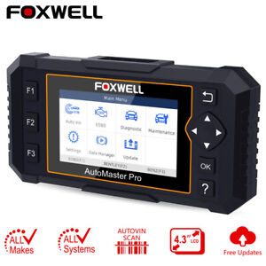 Obd2 Automotive Scanner Abs Airbag Sas Epb Dpf Oil Tpms At Diagnostic Tool Nt650