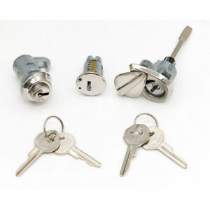 Chevy Truck Lock Set With Keys 1947 1951 61 242377 1