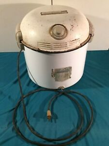 Vintage 1958 Kenmore Portable Auger Electric Washing Machine Sears And Roebuck