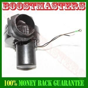 3 Universal Electric Turbocharger Supercharger Air Intake Generator