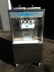 2001 Taylor 754 Soft Serve Frozen Yogurt Ice Cream Machine Warranty 3ph Water