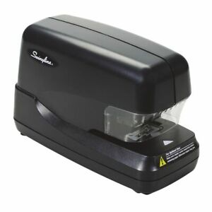 Swingline High Capacity Electric Stapler Black