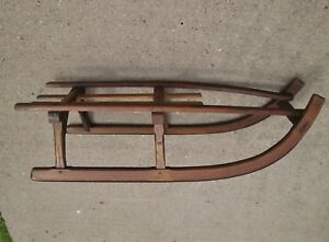 Rustic Antique Sled Great Patina