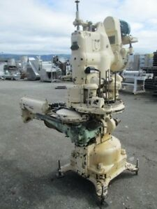 Continental Can Model 318 Pds Can Seamer