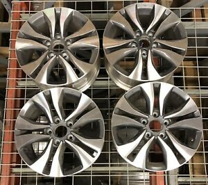 4 2013 2014 2015 Honda Accord Oem Factory T2a16070a Original Wheels Rims 64046