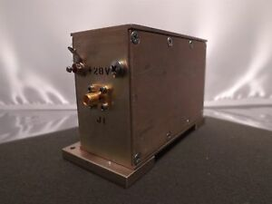 Microwave 503976 Rf Radio Frequency Switch Driver