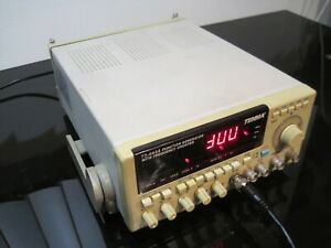 Tenma 72 6644 10mhz Sweep Function Generator W Frequency Counter
