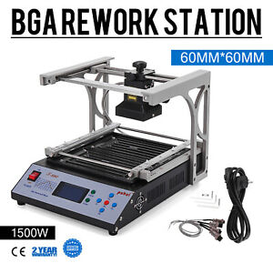 T 890 Soldering Rework Station Temperature Wave Infrared Heating 1500w