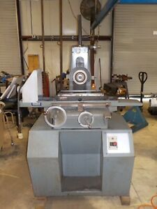 Harig Surface Grinder 618w Torit Dust Collector Special Teflon Ways