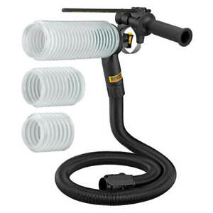 Dewalt Dwh200d Sds plus Rotary Drill Dust Extraction Tube Kit W Hose