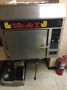 trak air V Hd Commercial Counter top Digital Electric Forced Air Food System