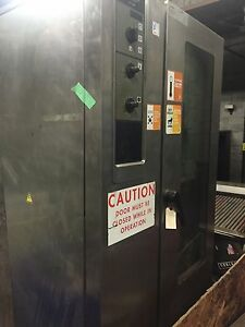 Henny Penny Bcs 20 Electric Combi Oven As Is For Parts