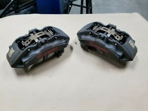 2015 2017 Ford Mustang Gt 5 0 Front Brakes And Calipers Oem