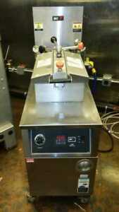 Bki Gas Pressure Fryer Model Lgf f
