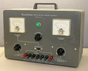 Heathkit Heath Ps 4 Regulated Power Supply