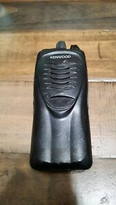 Kenwood Tk 3200 Uhf 2 Channel Radio Talkie Hand Held