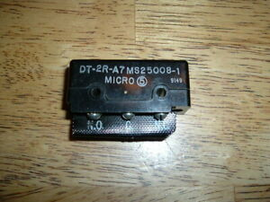 Micro Switch Dt 2r a7 Ms25008 1 Limit Switch 10a 125 250v ac