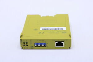 Pilz 773730 Pnoz Mc8p Ethernet Ip Modbus Tcp