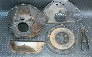 Ford 360 390 427 428 Bell Housing Kit For Fe Big Block With 390 Flywheel