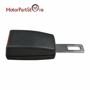 2x Car Seat Belt Extender 3 Type A Safety Extension Buckle