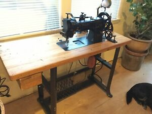Pfaff 145 Sewing Machine Industrial Upholstery Leather