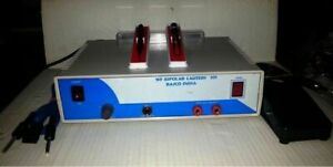 Wet field bipolar coagulator is a mini diathermy solid state for controlling Fgs