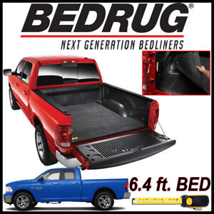 Bedrug Classic Bed Mat Liner Fits 2002 2018 Dodge Ram W 6 4 Ft Bed