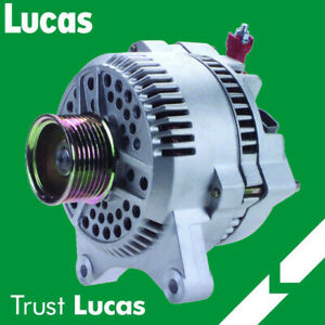 Lucas Alternator For Ford Expedition F E Series Truck 4 6 5 4 97 98 99 00 01 02