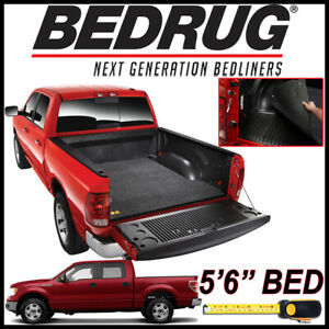 Bedrug Classic Bed Mat Liner For 2004 2014 Ford F 150 Fits With 5 6 Bed