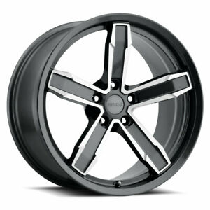 Factory Reproductions Z10 Iroc Z 20x11 5x120 65 Et43 Grey Mach Face Qty Of 1
