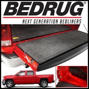 Bedrug Pickup Truck Tailgate Mat Liner 2007 19 Chevy Silverado 19 1500 Legacy