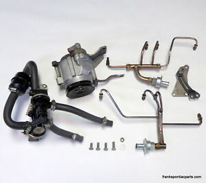 1983 Trans Am Crossfire Injection Smog Pump Set 82 83 Camaro Corvette