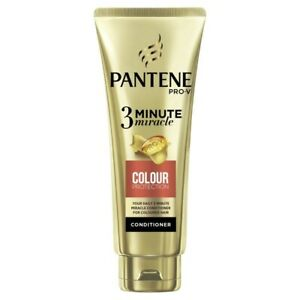 Pantene 3 Minute Miracle Colour Protection Conditioner 180ml